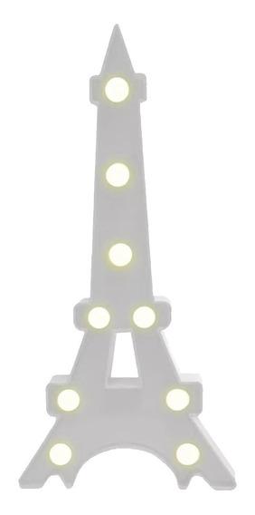 Luminária Led Torre Eiffel Paris Abajur Decoração Festa