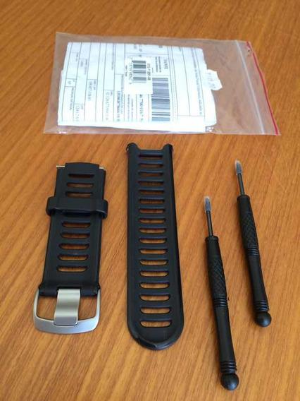 Kit De Pulseira De Borracha Original Garmin Forerunner 910xt