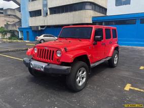 Jeep Rubicon Sahara