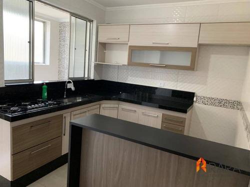 Apartamento Com 2 Dormitórios À Venda, 63 M² Por R$ 260.000 - Centro - São Bernardo Do Campo/sp - Ap0320