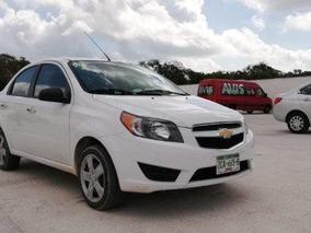 Chevrolet Aveo Lt 2018 Tm Carflex Cun 21326045