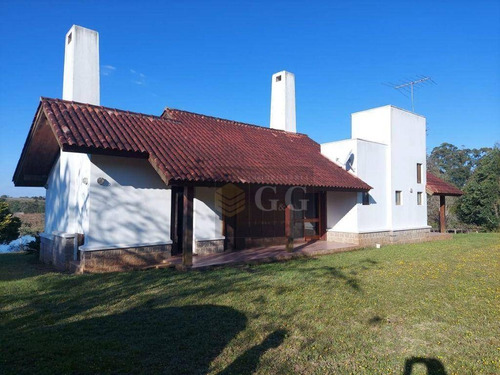 Imagem 1 de 18 de Chácara Com 4 Dormitórios À Venda, 80000 M² Por R$ 1.600.000,00 - Tarumã - Viamão/rs - Ch0051