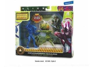 Alien Xenomorph Warrior Swarm Colonial Marines