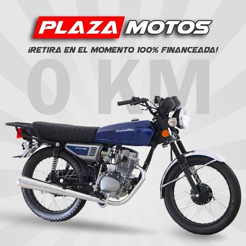Zanella Sapucai Retro Plaza Motos
