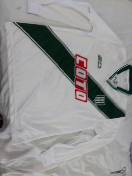 Camiseta Ca Banfield Mdq Ed 2007 Xxl