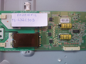 Placa T-con Inverter Panasonic Tc-l32c10b