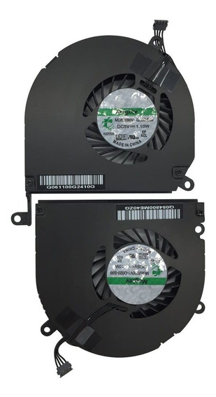 Cooler Fan Para Apple Macbook Pro 15 A1286 (njee)
