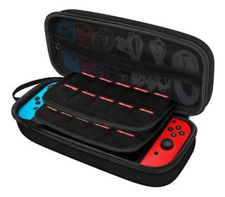 Case Funda Nintendo Switch Estuche Protector 20 Juegos