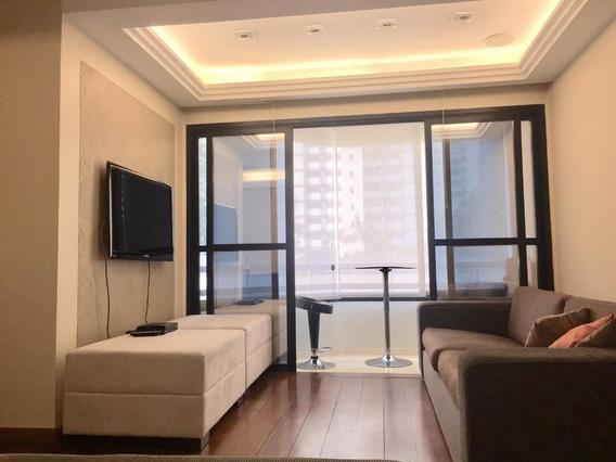 Apartamento Em Vila Andrade, São Paulo/sp De 82m² 3 Quartos À Venda Por R$ 390.000,00 - Ap189954