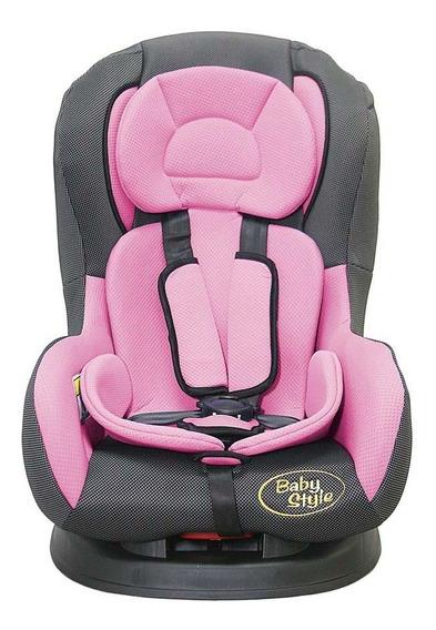 Cadeira Cadeirinha Reclinável Carro Bebe 0 A 18kg Baby Style