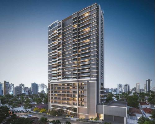 Imagem 1 de 12 de Atmosfera Vila Mariana - Apartamento Com 3 Suítes À Venda, 131 M² - Vila Mariana - São Paulo/sp - Ap1626