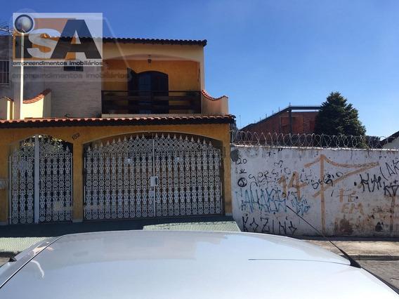 Casa Residencial Em Tanquinho - Ferraz De Vasconcelos - 2716