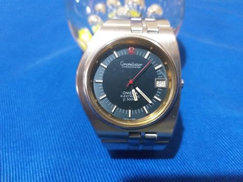 Relógio Omega Constellation D- Case F300 1971,ler Descrição!