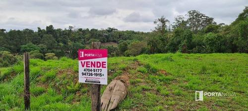 Área À Venda, 7255 M² Por R$ 1.500.000,00 - Potuverá - Itapecerica Da Serra/sp - Ar0023
