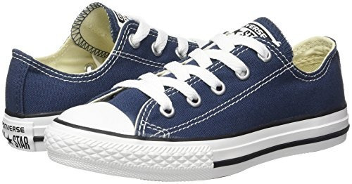Tenis Converse Infantil Básico Azul