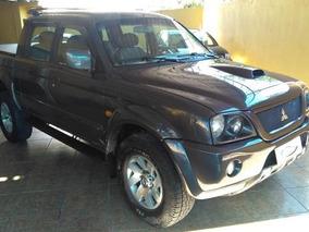 Mitsubishi L200 2.5 Sport Hpe Cab. Dupla 4x4 Aut. 4p 121 Hp