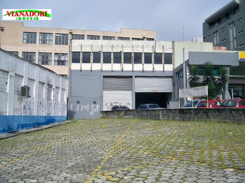 Imagem 1 de 16 de Galpão Industrial Para Venda E Locação, Centro, Guarulhos. - 99719
