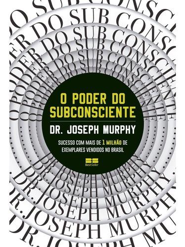 O Poder Do Subconsciente - Joseph Murphy - Livro Novo - Nf
