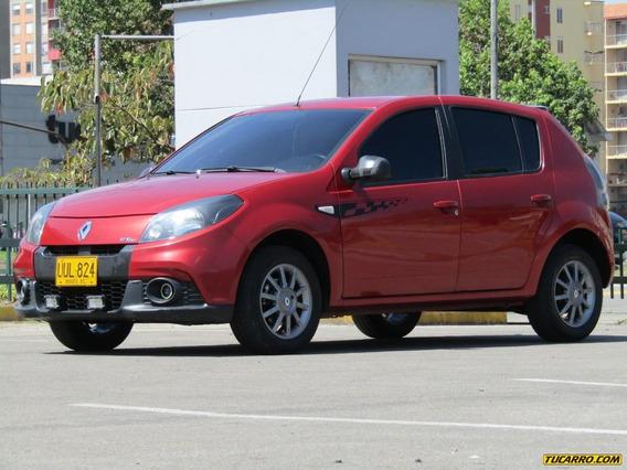 Renault Sandero Gt Line Mt 1600 Aa Ab Abs
