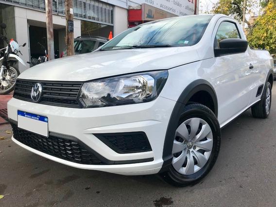 Volkswagen Saveiro Trendline Cabina Simple Mod. 2018
