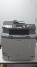 Multifuncional Ricoh Aficio C210sf -laser Colorido Com Toner