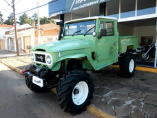 Toyota Bandeirante Pick-up 1979