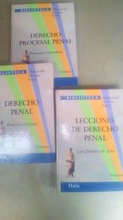 Libros Enciclopedia Biblioteca Clasicos Del Derecho Harla