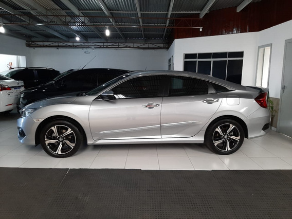 Honda Civic 1.5 Touring Turbo Cvt Teto Solar Ar Digital Top