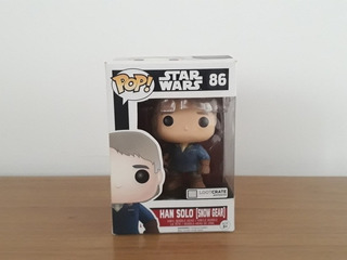 Funkopop! Han Solo Exclusiva Lootcrate