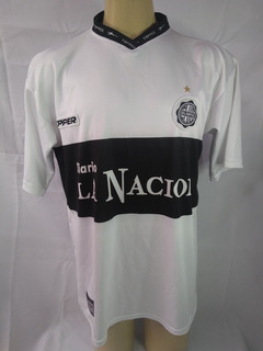 Camisa Do Club Olimpia Do Paraguai Modelo 2001 Topper