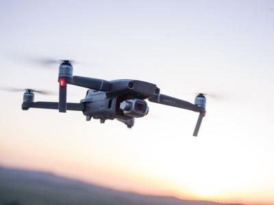 Grabación De Video Y Fotografías Aéreas Con Dron