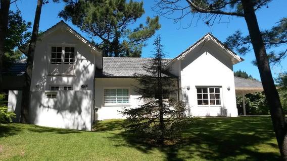 Casa 5 Ambientes Carilo Avestruz Al 300 Alquiler