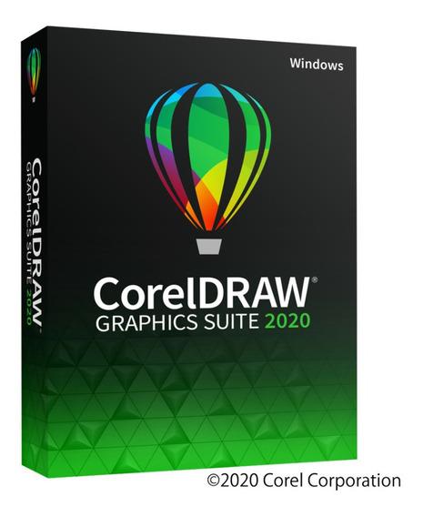 Corel Draw 2020 Full- Envio Gratis Inmediato