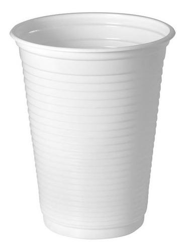 Vasos Plastico Descartables 200ml X100