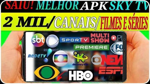 Mais De 2mil Programações Na Smart Tv