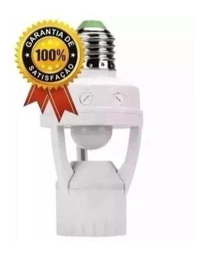 Sensor Presença Para Lâmpada Soquete E27 Automático