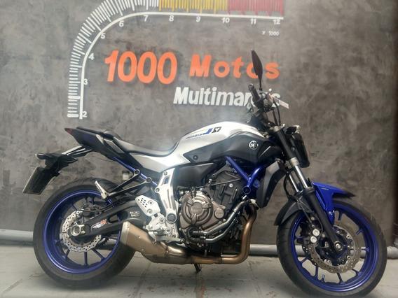 Yamaha Mt 07 Abs 2017 Otimo Estado Aceito Moto