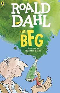 The Bfg - Roald Dahl- Puffin New Edition