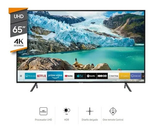 Samsung Smart Tv 65´ Un65ru7100 Uhd 4k Bluetooth Wi-fi