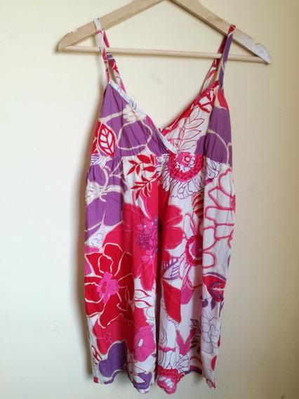 Vestido Florado Corto Solero Estampado 16 New Collection