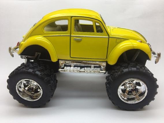 Miniatura Fusca 1967 Off Road Cores Variadas