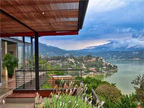 ¡única Y Fantástica Residencia Construida Por El Famoso Arquitecto Imanol Legorreta!