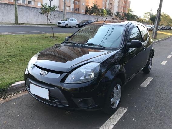 Ford Ka 1.0 Preto 2012