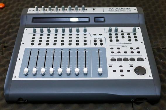 Mesa/interface De Gravação Project Mix M-audio (firewire)