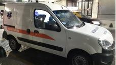 Alquiler Ambulancia Renault Kangoo Naftero 2014