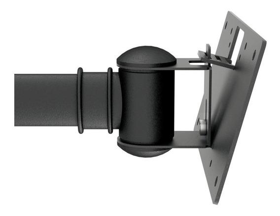 """Suporte Multivisão STPA50 de parede para TV/Monitor de 19"""" até 56"""" preto"""