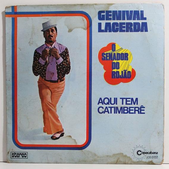 Genival Lacerda 1975 Severina Xique Xique Compacto