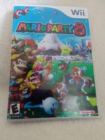 Mario Party 8 Para Nintendo Wii - Patch