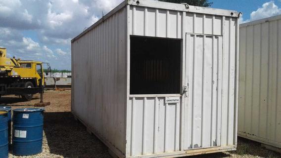 Container Escritório Eurobras - 2513