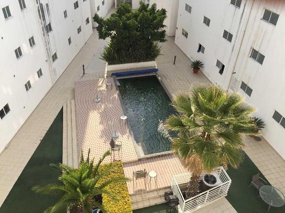 Penthouse Amueblado Tipo Loft Por Mes O Año Con Terraza Privada Y Piscina. Zona Angelopolis-solesta.